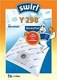 Swirl Y 298 MicroPor Staubbeutel