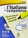 L'italiano per competenze-Quaderno di recupero. Volume unico. Per le Scuole superiori. Con CD-ROM