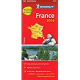 France 2016 (Michelin National Maps)