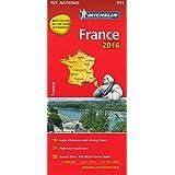 France 2016 National Map 721 2016