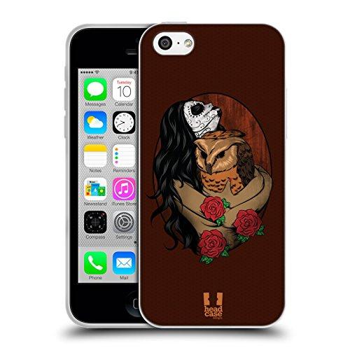 Head Case Designs Plettro Problemi Di Chitarra Cover Morbida In Gel Per Apple iPhone 7 / iPhone 8 Dima