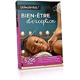 WONDERBOX - Coffret cadeau - BIEN ETRE D'EXCEPTION