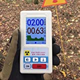 Counter Nuclear Radiation Detector Display Screen Dosimeter Geiger Counters