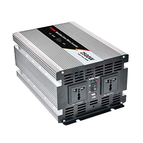 modifizierte Sinuswelle B Typ 2500W Solar-Solarwechselrichter ()