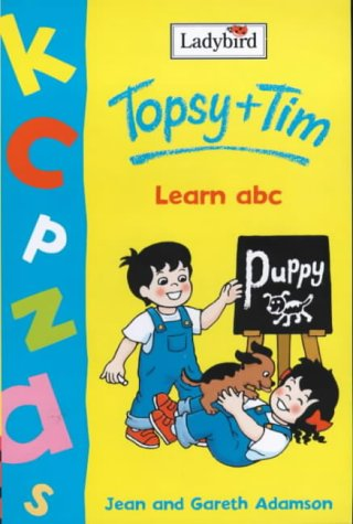 Topsy and Tim learn ABC