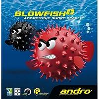 ANDRO Belag Blowfish Plus (Kurznoppe)