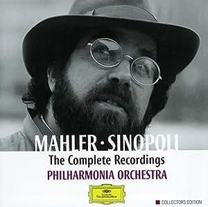 Mahler, •Sinopoli: The Complete Recordings (DG Collectors Edition)