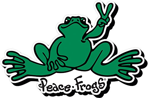 magnet-peace-frogs-logo-funky-chunky-new-licensed-95453