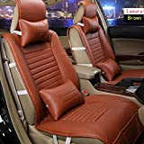 #6: FRONTLINE 3D Car Seat Cover For New Maruti Dzire 2017
