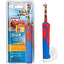 Braun Oral-B Stages Power AdvancePower Kids 900TX - Cepillo de dientes eléctrico para niños (a partir de 5 años, con temporizador), diseño de Cars
