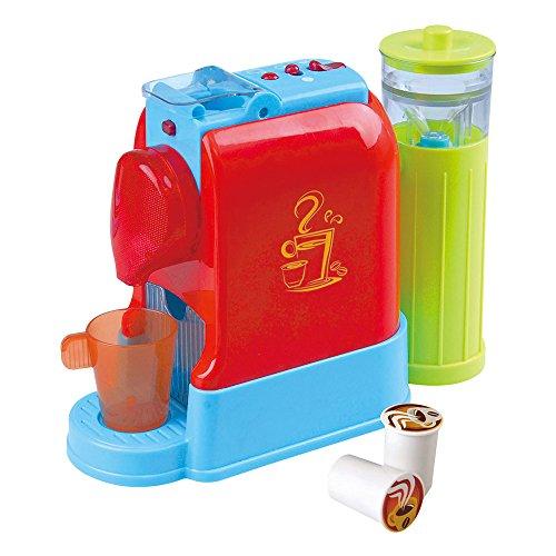 PlayGo Cafetera Gourmet eléctrica con Accesorios Color Baby 44578