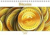 Bitcoins (Tischkalender 2019 DIN A5 quer): Schöne Bitcoin Grafiken als praktischer Wandkalender (Monatskalender, 14 Seiten ) (CALVENDO Technologie)