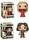 FunkoPOP The Princess Bride: Buttercup + Inigo Montoya – Vinyl Figure Set NEW