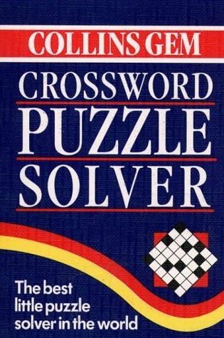 Collins Gem Crossword Puzzle Solver
