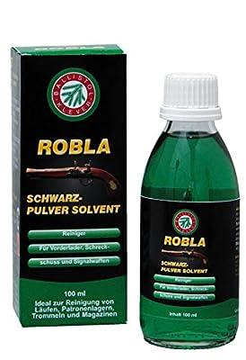 Ballistol Kunststoffflasche Robla Schwarzpulver-Solvent, 100 ml, 23400