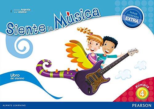 Siente La Música 4. Libro Del Alumno - Edición LOMCE - 9788420564272 por Fernando Martín de Argenta Pallarés