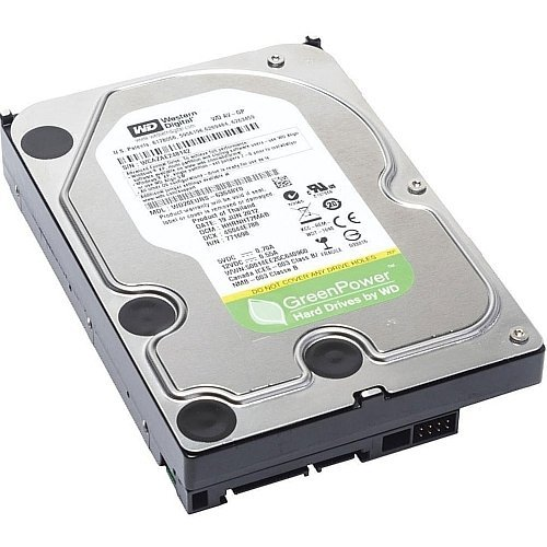 Price comparison product image WD AV-GP 4 TB Hard Drive