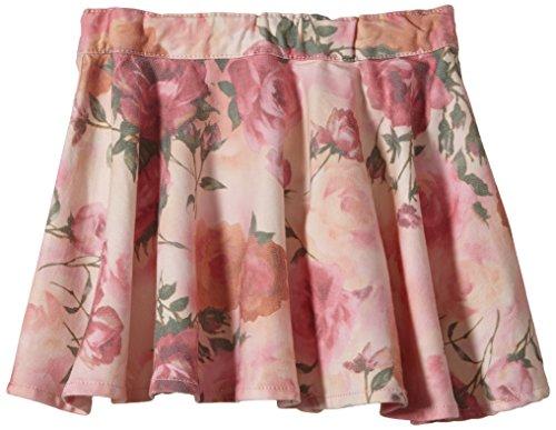 NAME IT Mädchen Rock Nitflora Kids Twill Skirt X - sp15, Gr. 116, Mehrfarbig (Tropical Peach)