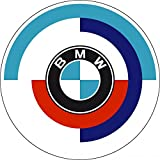 Aufkleber wählbar Adhesivo Sticker Logo BMW Motorsport 10cm Aufkleber Autocollant