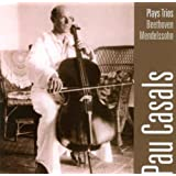 Plays Trio Beethoven by Pau Casals (2007-01-01)