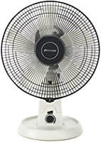 Bionaire 2-in-1 Height-Adjustable Desk/Standing Floor Fan