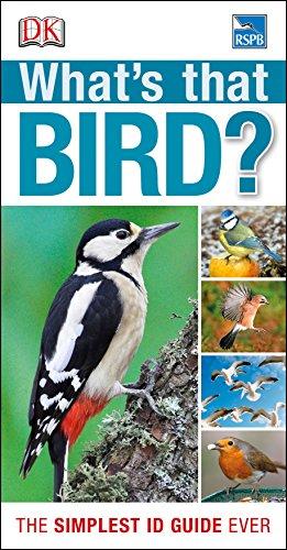 RSPB What's That Bird? por Vv.Aa