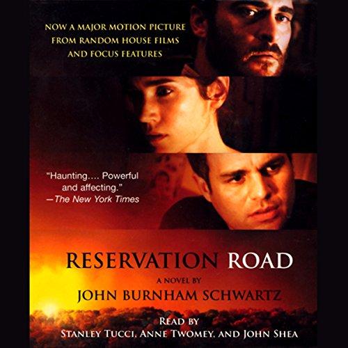 Reservation Road  Audiolibri
