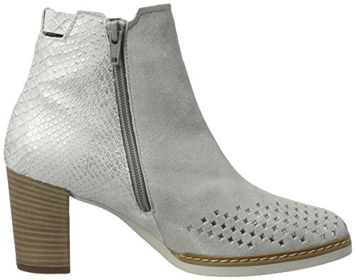 Gabor Comfort, Bottes Classiques Femme Blanc (ice/off-white 92)