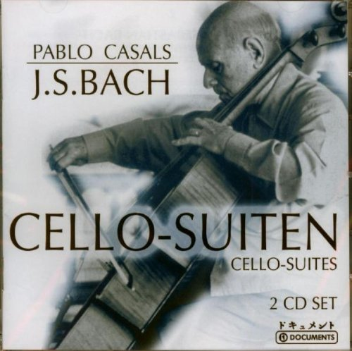 Bach Casals Cello-suiten (Cello Suiten)