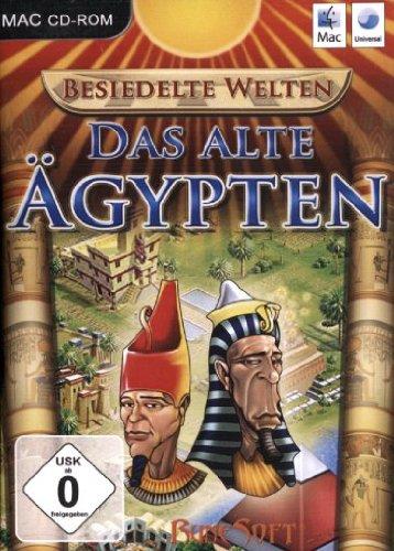 Besiedelte Welten: Das Alte Ägypten - [Mac]