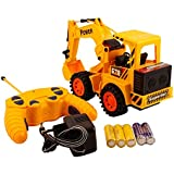 MAGNIFICO Chetah Truck JCB Wireless Battery Operated Remote Control Toy For Kids