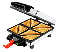 Orbon Best Non Stick 8 Slice Family Sandwich Toaster / Sandwich Maker With Indicator & Cord