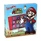 Winning Moves Match Super Mario - Das strategische Würfelspiel mit Den kultigen Videospielhelden - Luigi, Yoshi Oder Mario