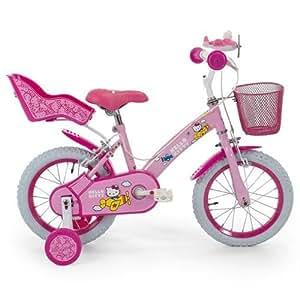 Hello kitty kinder fahrrad mit puppensitz elektronik - Hello kitty fernseher ...