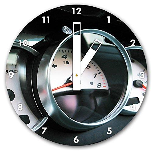 infissi-in-porsche-orologio-da-parete-diametro-30-centimetri-con-quadrato-bianco-le-mani-e-il-viso-o
