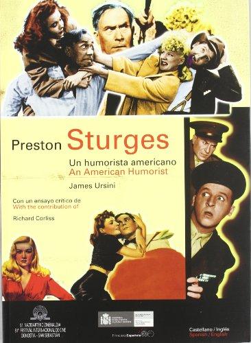 Preston Sturges. Un humorista americano por James Ursini