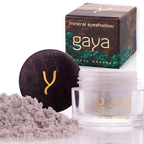 Bronze Loose Powder (Lidschatten Shimmer Vegan Mineral Pulver – SH1 Shade 100% Natural Premium Makeup für ein gleichmässiges einheitliches und dynamisches Farbbild – Verträglich für empfindliche Augen – In einer 2.5g Dose)