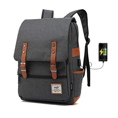 a872d437d59 j015 15.6inch Computer Bag Casual Unisex Waterproof Oxford School Backpack  Women/ Men School Backpack