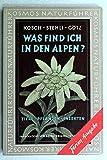 Was finde ich in den Alpen., Ferienausgabe