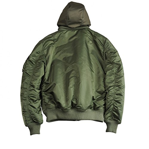 Alpha Industries Jacket MA-1 D-Tec VF sage-green