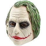 Halloween Maske Latex Gruselige Clown Zombie Batman Scary Cosplay Party Realistische Maske