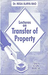 Lectures on Transfer of Property Act