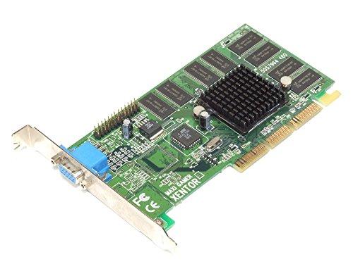 Guillemot Maxi Gamer Xentor 16MB Vintage Retro AGP Video Card nVidia Riva TNT2 (Generalüberholt) -
