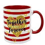 Together Forever Mug   coffee mug for co...