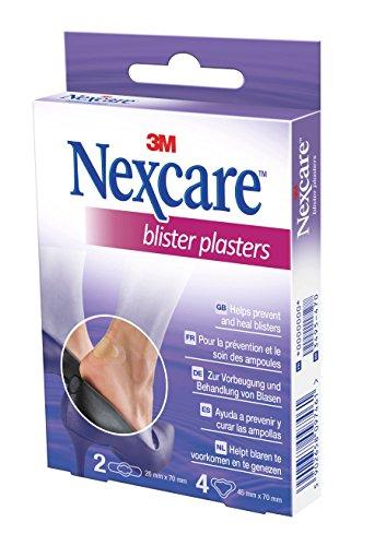 Nexcare Gel Strip Blasenpflaster, 6Stück