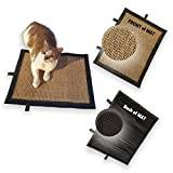 Camon tappeto tiragraffi sisal con cat nip menta per gatto in omaggio