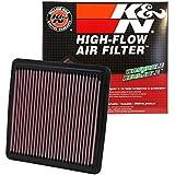 K&N 33-2304 Filtre à air de remplacement