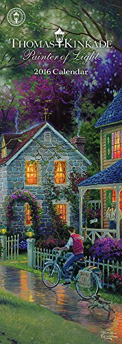 Thomas Kinkade Painter of Light 2016 Sli