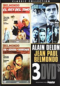 Hein?  25+  Raisons pour Belmondo Filme Im Tv: La puce à l'oreille (tv).