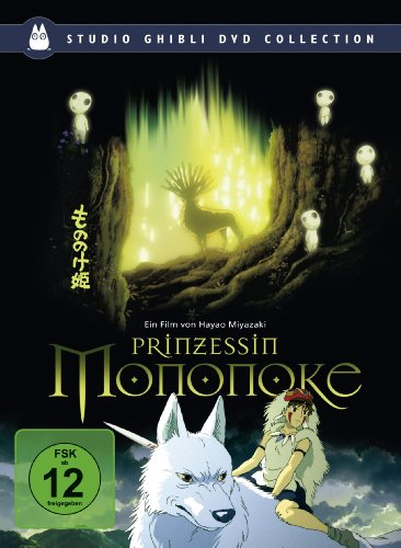 Bild von Prinzessin Mononoke (Studio Ghibli DVD Collection) [2 DVDs] [Special Edition]
